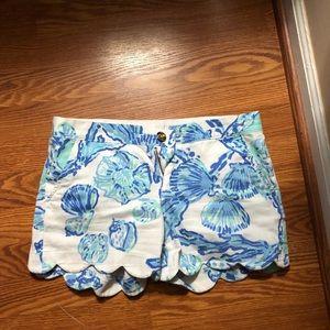 Lily Pulitzer shorts